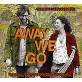 Cd Alexi Murdoch Away We Go [original Motion Picture Soundtr